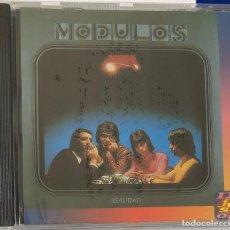CDs de Música: MODULOS CD ÁLBUM. Lote 232442472