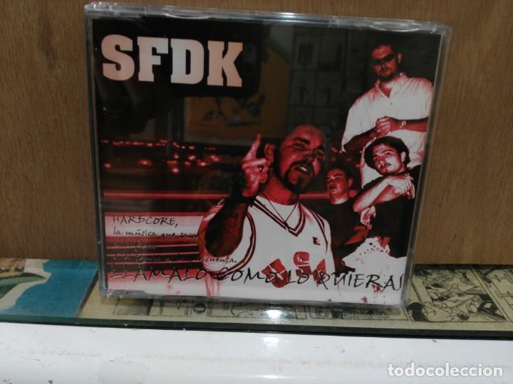 SFDK - LLÁMALO COMO QUIERAS - CD (Música - CD's Hip hop)