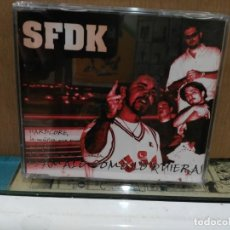 CDs de Música: SFDK - LLÁMALO COMO QUIERAS - CD. Lote 195279087