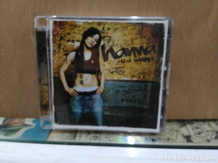 HANNA - PURA HANNA - CD (Música - CD's Hip hop)