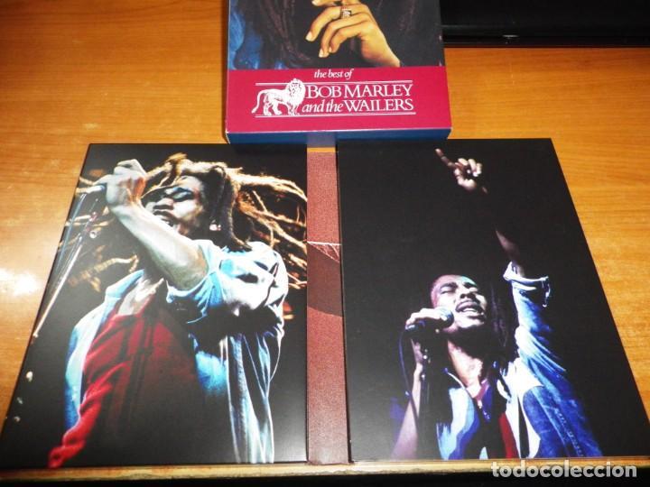 CDs de Música: BOB MARLEY AND THE WAILERS Legend THE BEST OF 2 CD + DVD EDICION ESPECIAL BOX SET MUY RARO REMIXES - Foto 3 - 195279881