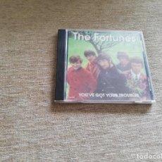 CDs de Música: THE FORTUNES-YOU'RE GOT YOUR TROUBLES. Lote 195280465