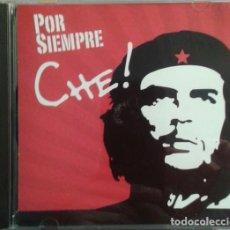 CDs de Música: POR SIEMPRE CHE! VARIOS ARTISTAS JARA -QUILAPAYUN GUILLEN -FIDEL -SILVIO Y MÁS -IMPORTADO. Lote 195287638