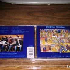 CDs de Música: CELTAS CORTOS - CUÉNTAME UN CUENTO. Lote 195303141