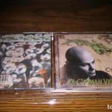 CDs de Música: JESUS CIFUENTES (CELTAS CORTOS) - EL CAIMAN VERDE. Lote 195303225
