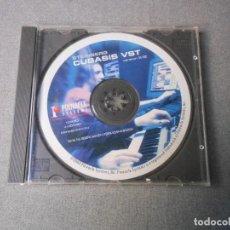 CDs de Música: STEINBERG. CUBASIS. Lote 195307840