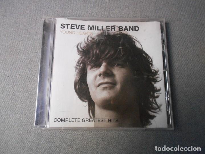 STEVE MILLER BAND (Música - CD's Jazz, Blues, Soul y Gospel)
