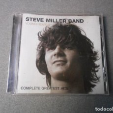 CDs de Música: STEVE MILLER BAND. YOUNG HEARTS.. Lote 195308941