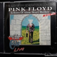 CDs de Música: PINK FLOYD RARO LIVE 2 CD ECHOES OF ATOM HEART MOTHER 1970 1971. Lote 195309092