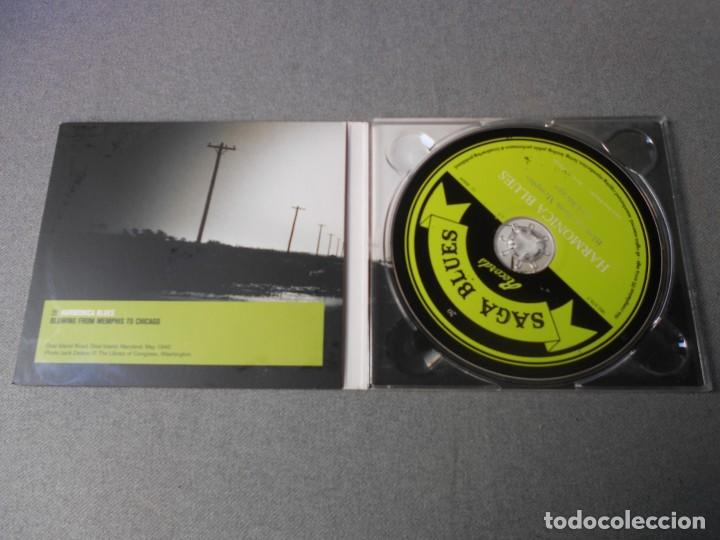 CDs de Música: HARMONICA BLUES. BLOWING FROM MENPHIS TO CHICAGO - Foto 2 - 195309723