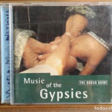 CDs de Música: MUSIC OF THE GYPSIES. THE ROUGH GUIDE. CD. Lote 195309881