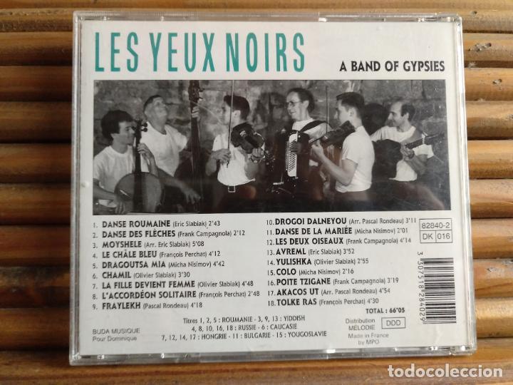 CDs de Música: Les yeux noirs. A band of gypsies CD - Foto 2 - 195310413