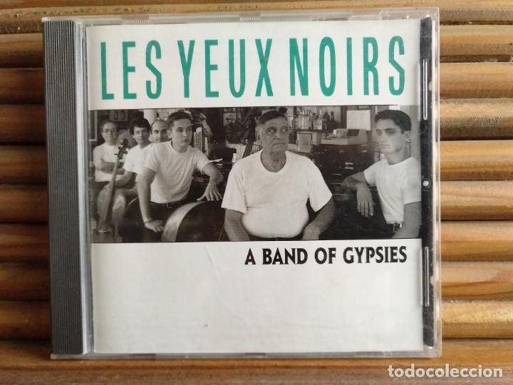 LES YEUX NOIRS. A BAND OF GYPSIES CD (Música - CD's World Music)