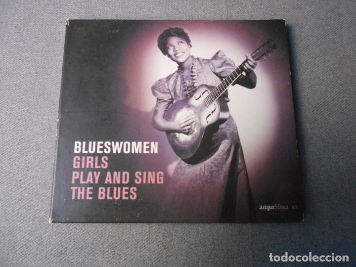 BLUESWOMEN (Música - CD's Jazz, Blues, Soul y Gospel)