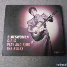 CDs de Música: BLUESWOMEN. Lote 195310493