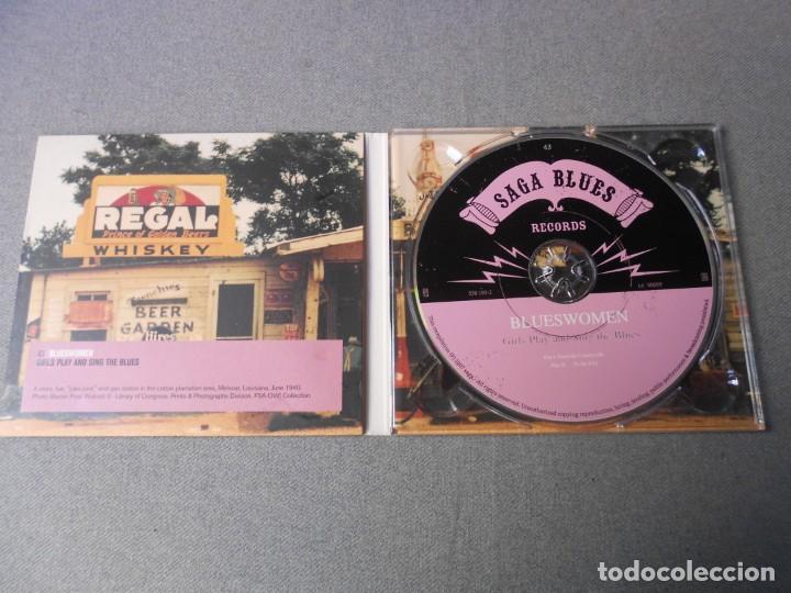 CDs de Música: BLUESWOMEN - Foto 2 - 195310493