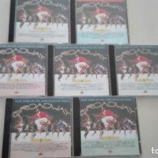 CDs de Música: LA MEJOR MÚSICA DE BROADWAY 7 CDS CLUB TIEMPO MOVIEPLAY 1995. Lote 195311181