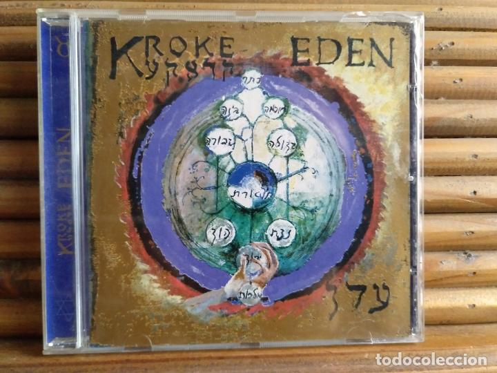 KROKE. EDEN. CD (Música - CD's World Music)