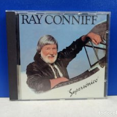 CDs de Música: CD RAY CONNIFF SUPERSONICO. Lote 195313558