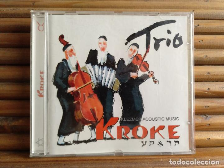 KROKE. TRIO. KLEZMER ACOUSTIC MUSIC. CD (Música - CD's World Music)