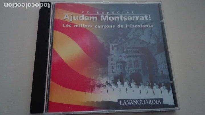 AJUDEM MONTSERRAT CD LES MILLORS CANÇONS DE L'ESCOLANIA (Música - CD's World Music)