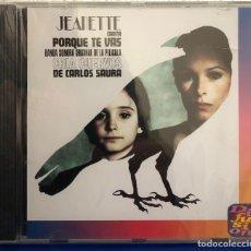 CDs de Música: JEANETTE, CDÁLBUM BANDA SONORA DE CRIA CUERVOS. Lote 195319823