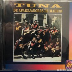 CDs de Música: TUNA DE APAREJADORES DE MADRID, CD ÁLBUM. Lote 195320752