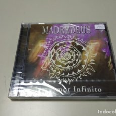 CDs de Música: 0220- MADREDEUS UM AMOR INFINITO CD NUEVO PRECINTADO LIQUIDACIÓN!!. Lote 195323776