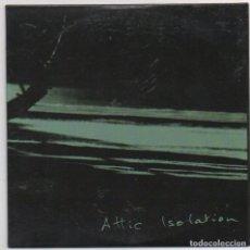 CDs de Música: ATTIC ISOLATION / DIGIPACK CD ALBUM DEL 2012 / MUY BUEN ESTADO RF-4956. Lote 195324200