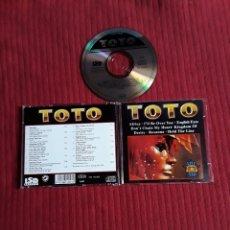CDs de Música: TOTO: LIVE USA. DURING 1988-1993.. Lote 195324266