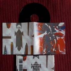 CDs de Música: TOTO: LAND OF OZ. RECORDED LIVE.. Lote 195324556