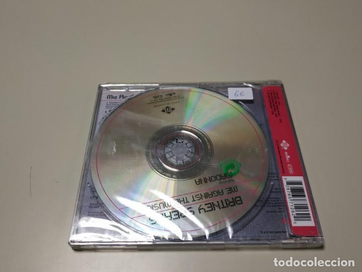 CDs de Música: 0220- BRITNEY SPEARS & ME AGAINST THE MUSIC CD NUEVO PRECINTADO LIQUIDACIÓN!! - Foto 2 - 195325143