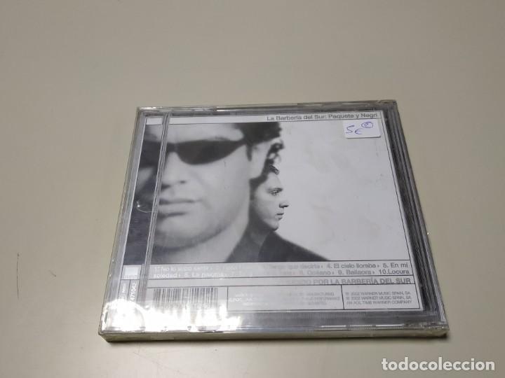 0220- LA BARBERIA DEL SUR NEGRI Y PAQUETE CD NUEVO PRECINTADO LIQUIDACIÓN!! Nº2 (Música - CD's Otros Estilos)