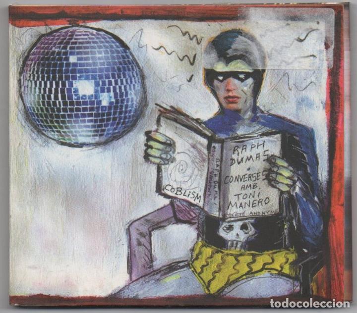 RAPH DUMAS - COBLISM / DIGIPACK / CD ALBUM DEL 2011 / MUY BUEN ESTADO RF-2011 (Música - CD's Otros Estilos)