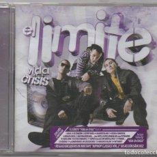 CDs de Música: EL LIMITE - VIDA EN CRISIS / CD ALBUM DEL 2008 / MUY BUEN ESTADO RF-4965. Lote 195330265