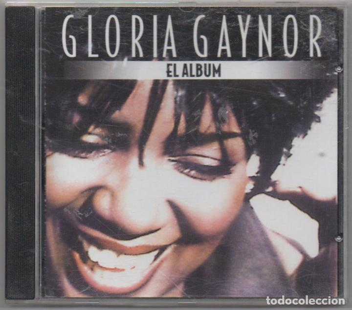 GLORIA GAYNOR - EL ALBUM / CD ALBUM DEL 2000 / MUY BUEN ESTADO RF-4967 (Música - CD's Jazz, Blues, Soul y Gospel)