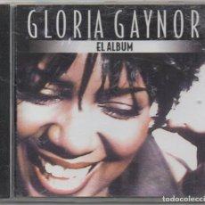 CDs de Música: GLORIA GAYNOR - EL ALBUM / CD ALBUM DEL 2000 / MUY BUEN ESTADO RF-4967. Lote 195330397