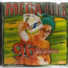 CDs de Música: DOBLE CD MEGA HITS 96 DIE DRITTE ( FAITHLESS, LEILA K. FRESH & FUNKY, CAPTAIN JACK, DUNE, FARAHY ETC. Lote 195331348