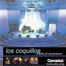 CDs de Música: LOS COQUILLOS – ...HASTA EL AMANECER. Lote 195333191