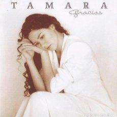 CDs de Música: TAMARA - GRACIAS (EU, 2001) [PRECINTADP]. Lote 195333563
