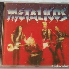CDs de Música: METALICOS - CORAZÓN DE METAL [LUIS MIGUELEZ, FABIO MCNAMARA] (ESPAÑA, 1991). Lote 195335417