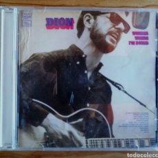 CDs de Música: DION/EDICIÓN INGLESA 2010. Lote 195340183