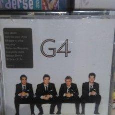 CDs de Música: G4 - G 4 (FACTOR X). Lote 195340936