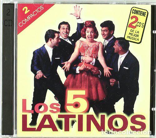 LOS 5 LATINOS - LO MEJOR DE LOS 5 LATINOS (DOBLE CD, PROMO SOUND 1999) (Música - CD's Latina)