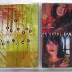 CDs de Música: THE CORRS, TALK ON CORNERS.. Lote 195341711