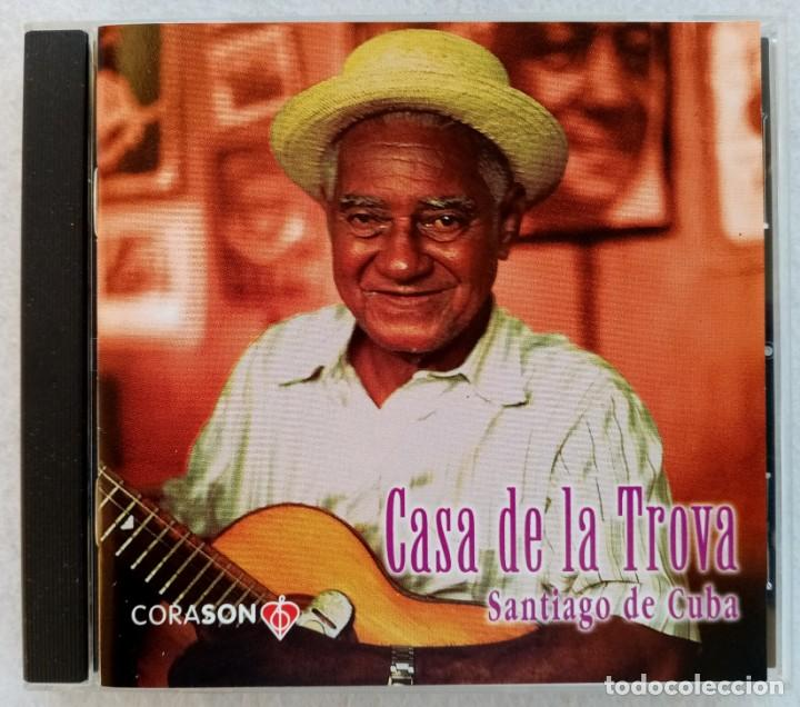 VARIOS - CASA DE LA ROVA (SANTIAGO DE CHILE) - CD 1993 - CORASON (Música - CD's Latina)