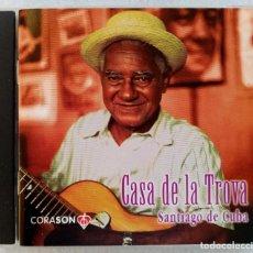 CDs de Música: VARIOS - CASA DE LA ROVA (SANTIAGO DE CHILE) - CD 1993 - CORASON. Lote 195357098