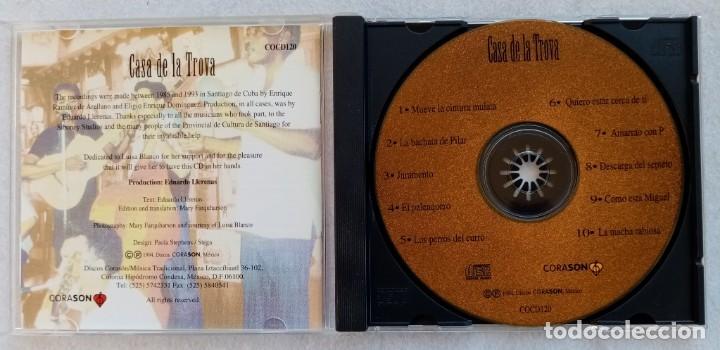 CDs de Música: VARIOS - CASA DE LA ROVA (SANTIAGO DE CHILE) - CD 1993 - CORASON - Foto 2 - 195357098