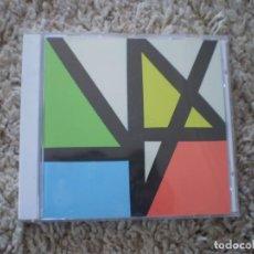 CDs de Música: CD. NEW ORDER. MUSIC COMPLETE. LIBRETO. MUY BUENA CONSERVACION. Lote 195357225