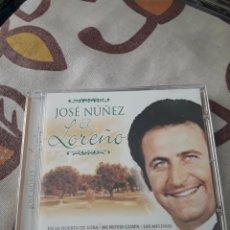 CDs de Música: JOSÉ NUÑEZ. EL LOREÑO. EDICION OK. Lote 195357660